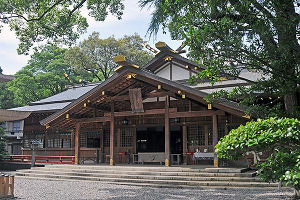 Sarutahiko Jinja Shrine