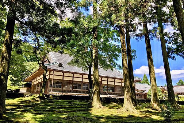 Kongoushouji Temple